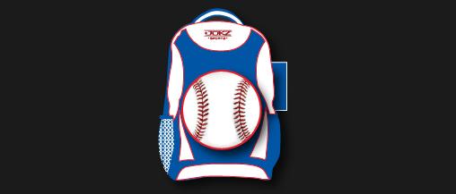 baseball backpack, sports backpack, baseball bag