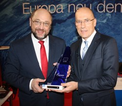 Igor Simcic and Martin Schulz