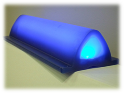 Light-Up Rubber Bumpers