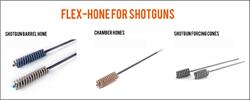 Flex-Hone® Tools for Shotguns