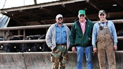 Five generations of Tabbs have worked their farm in Jefferson County, WV.