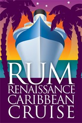 The Rum Renaissance Caribbean Cruise visits Caribbean Islands where some of the best rums in the world are produced.