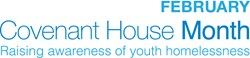 February is Covenant House Month