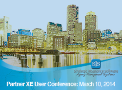 Partner XE Agency Management System Boston User Conference