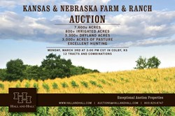 kansas land for sale, nebraska land for sale, nebraska farmland, kansas farmland, ranch land