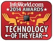 SaltStack Named InfoWorld 2014 Technology of the Year Award Winner