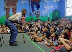 children love stories