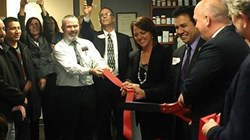 Kansas City, Ribbon Cutting, Pharmacy Technician