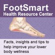 FootSmart Gives a Leg Up on Health Information