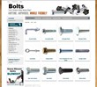 image of bolt fasteners on FastenersPlus.com