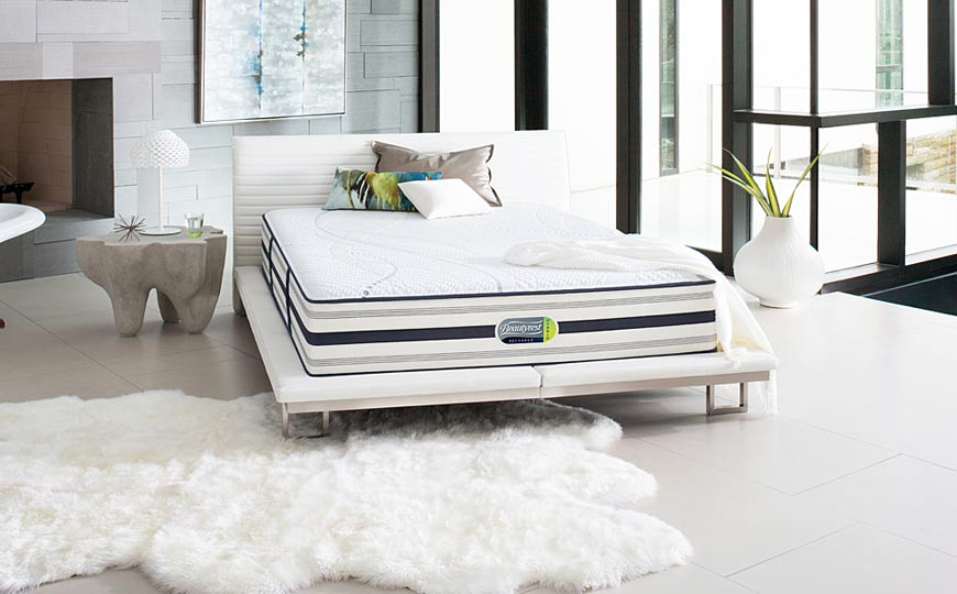 New Beautyrest Recharge Hybrid Line Available Soon at the