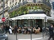 Café de Flore's name derives from a sculpture of Flora, goddess of flowers in Roman mythology, located on the boulevard. ©Arnaud 25/Wikimedia Commons/CC-BY-SA.