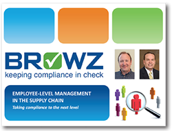 Employee-Level Management in the Supply Chain Webinar