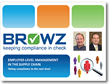 BROWZ Webinar on Employee-Level Management in the Supply Chain