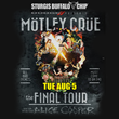 Mötley Crüe Adds Sturgis Buffalo Chip® to Final Tour...