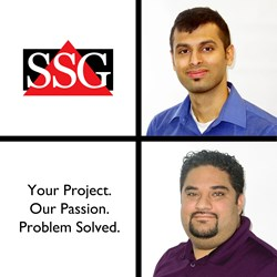 Kathan Shah and Dave Barman - SSG Data Management