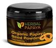 Organic Papaya Seed Powder