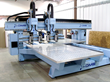 DMS 5 Axis Twin Shuttle Table CNC Machine Center
