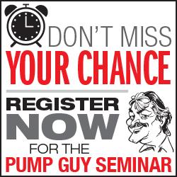 Pump Guy Seminar