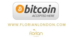 Bitcoin Accepted at Florian London