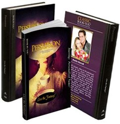 Personalized Edition of the Jane Austen Classic, PERSUASION. Available in Paperback, Hardcover and Ebook editions.