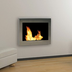 Anywhere Fireplace Indoor Wall Mount SoHo 90299