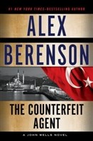 Author Alex Berenson The Counterfeit Agent