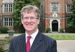 Richard Young, Managing Director of Great Fosters Hotel