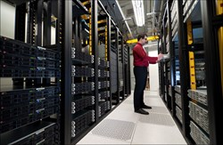 Large data centers can realize significant power savings with Edison DC Systems hardware