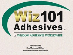 Wiz 101 Adhesives Presentation