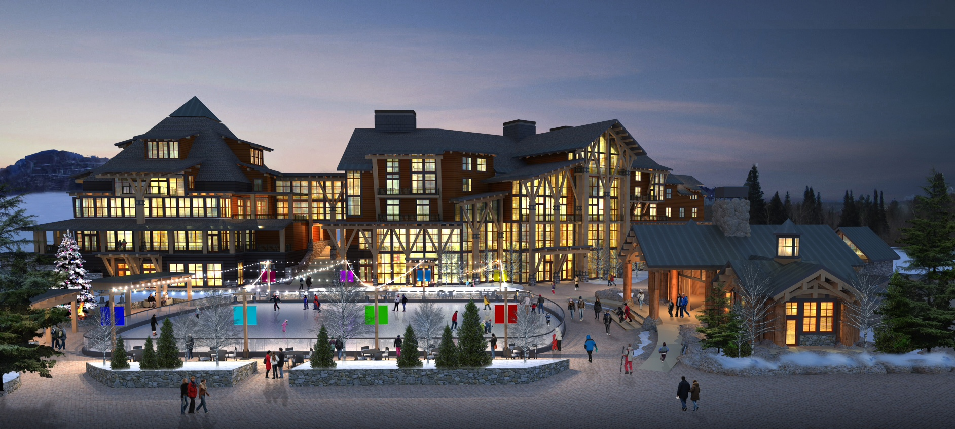 Stowe Mountain Resort Announces Next Major Phase Of