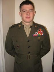 SgtMaj Alexander Messmer