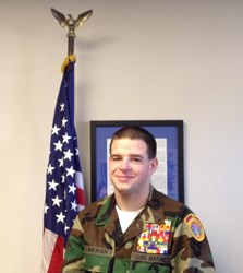 SgtMaj Joshua Aikman