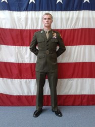 SgtMaj Blake W. DeWeese