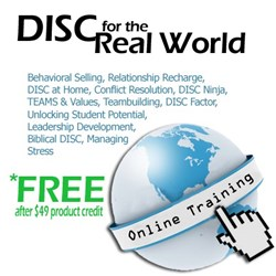 2014 DISC for the Real World Online Trainings
