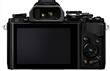 Olympus E-M10 Mirrorless Micro Four Thirds Digital Camera - Back
