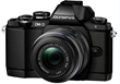 Olympus E-M10 Mirrorless Micro Four Thirds Digital Camera with 14-42mm Lens