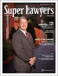 2014 Ohio Super Lawyers Magazine