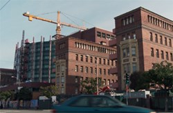 San Francisco General Hospital Addition