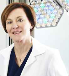 Dr Jennifer Martinick of the Martinick Hair Restoration Clinic in Perth, Western Australia