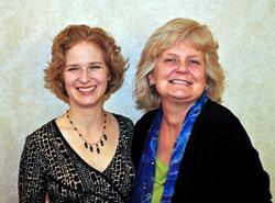 Liz Friedman, MFA & Annette Cycon, LICSW