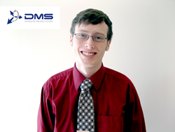 Jordan Janzen Diversified Machine Systems (DMS) Manufacturing Intern