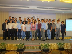 32 users attended the OTRS User Group Meeting in Saigon, Vietnam to find out more about the OTRS helpdesk software.