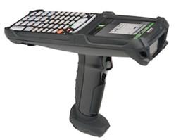 Janam XG scanner gun running Yocto Project Linux
