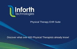Inforth Physical Therapy EHR Suite for NextGen EHR