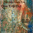 The John A. Lewis Trio Announces the Release of Their New Recording...