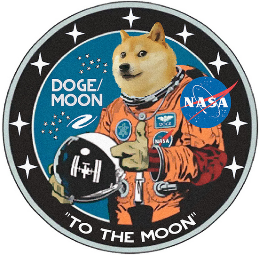 Dogecoin To The Moon