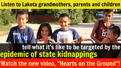 Save the Lakota Children