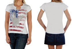 American Made Patriotic Eagle Shirt, New Style, New Price