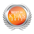 KLAS Ranks Sagacious Consultants #1 for Clinical Implementation Supportive